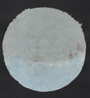 "Cosmos,Handmade cotton paper,8""x8"",2018"